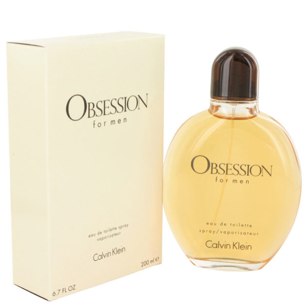 Obsession Cologne 6.7oz