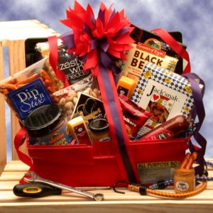 Gift for Men Jack of All Trades Gift Basket