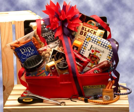 Gift for Men Jack of All Trades Gift Basket