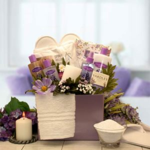 Gifts For Her Spa Inspiration