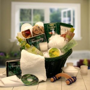 Gift for Women Spa Basket