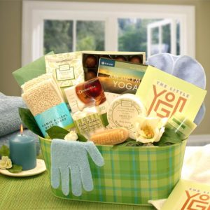 Gifts for Women Yoga Gift Basket