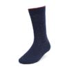 Men's Blue Fancy Dress Socks